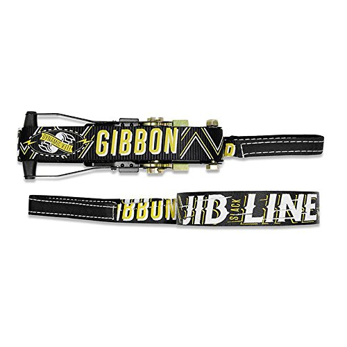 Gibbon Slacklines Set Jibline X13 15 m lang, 5 cm breit - 4