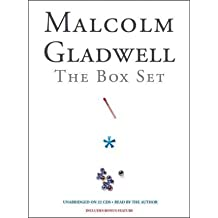 [(Malcolm Gladwell: The Box Set)] [Author: Malcolm Gladwell] published on (May, 2010)