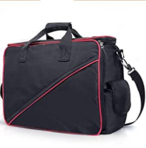 Pahal Electrician, Technician, Service Engineer, Mechanic, Plumber and Carpenter Nylon Tool Bag (Red)
