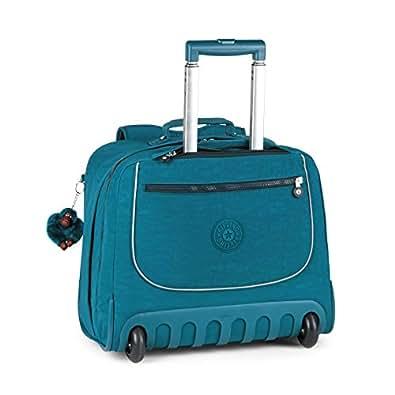 55b786d517 Kipling School Bags - CLAS DALLIN Teal C F: Amazon.in: Shoes & Handbags