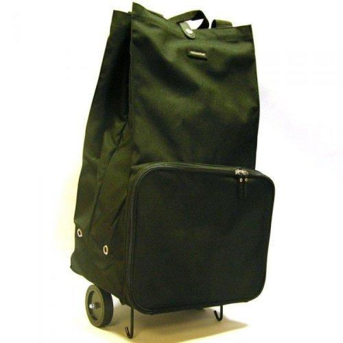 reisenthel foldabletrolley  29 x 66 x 27 cm 30 Liter black