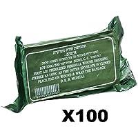 Pack of 100 IDF Israeli Army Dressing / Bandage by Dakar preisvergleich bei billige-tabletten.eu