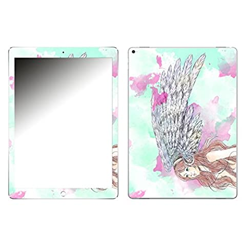 "Disagu SF-106739_921 Design Folie für Apple iPad Pro 12.9 Motiv ""Musik verleiht Flügel"" klar"