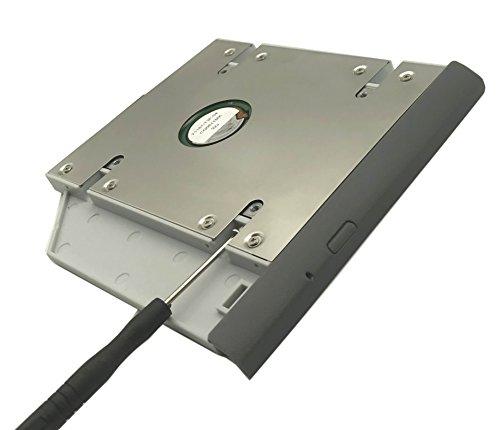 Ultracaddy 2nd HDD SSD Disco Duro Caddy Lenovo IdeaPad