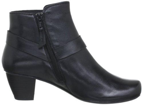 Marc Shoes  Banja, bottines classiques femme Noir - Schwarz (black 100)
