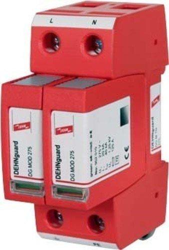 Dehn+Söhne 952200 ÜS-Ableiter DEHNguard DG M TN 275 Überspannungsableiter für Energietechnik/Stromversorgung 4013364108394