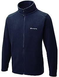 Sprayway Men's Thunder IA Fleece Jacket - Navy Blue