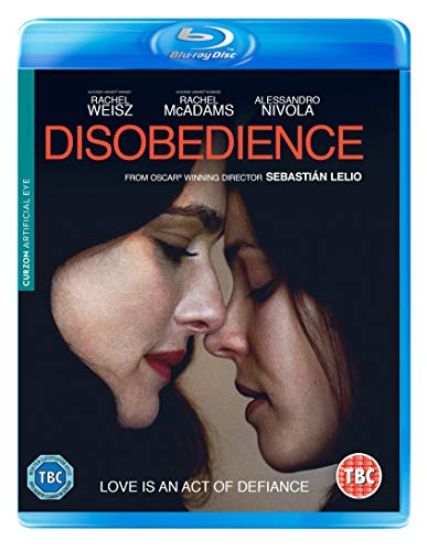 Disobedience [Reino Unido] [Blu-ray]