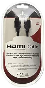 Câble HDMI 1.3 pour PS3 - 3m