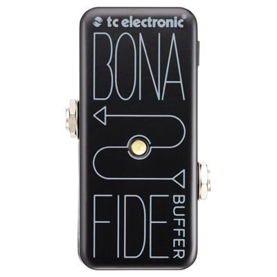 Price comparison product image tc electronic Bonafide Buffer - Ultra Compact Analogue Buffer [ TC142 ]