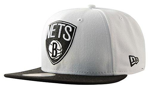 New Era 59FIFTY Kappe 7 White/Black