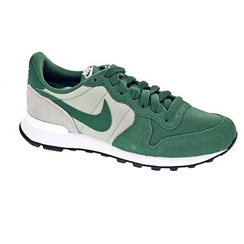 Nike Damen Laufschuhe, Color Grün, Marca, Modelo Damen Laufschuhe Internationalist Grün
