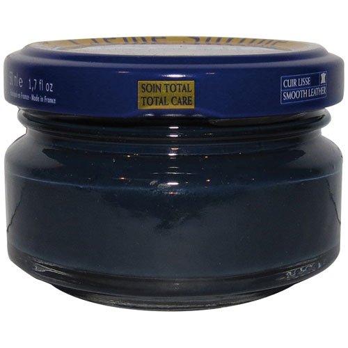 Cirage Saphir pommadier (Crème Surfine) bleu pétrole