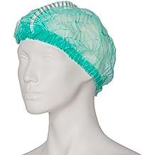 verdes Detector hauben (Clip hauben) – Fieltro de polipropileno (cabeza de detektierbare hauben