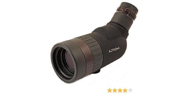 Ts optics kompaktspektiv spektiv zoom 9 27x50: amazon.de: kamera