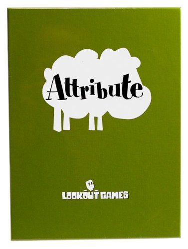 Lookout Games 13 - Attribute