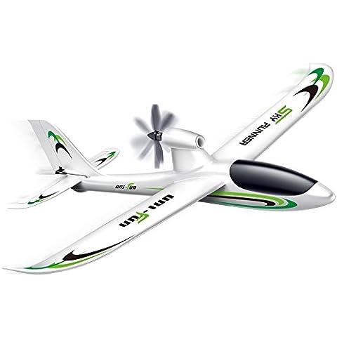 Sky Runner 700mm | Avión RC de Iniciación Completo