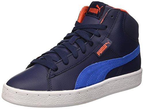 Puma 1948 Mid L Jr Sneaker, colore peacoat/royal, taglia 35.5