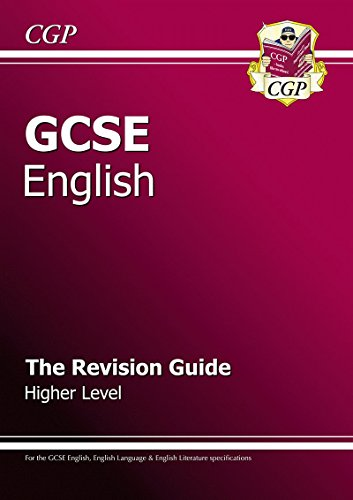 GCSE English Literature and Language Revision Guide: Revision Guide (for GCSE English and GCSE English Literature) Pt. 1 & 2 (Revision Guides)