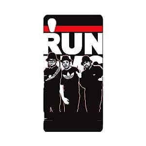 BLUEDIO Designer Printed Back case cover for Sony Xperia Z4 - G7135