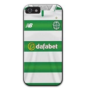 Celtic Fc Home Kit Style Hard Plastic Case For Iphone Amazon Co Uk Electronics