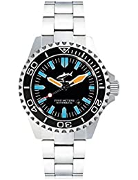 Chris Benz Deep 2000m Automatic CB-2000A-G1-MB Automatic Mens Watch Diving Watch