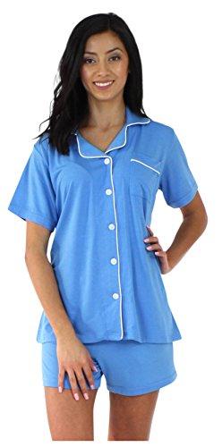 Short Sleeve & Shorts Pajamas (SH1927-4077-EU-LRG)
