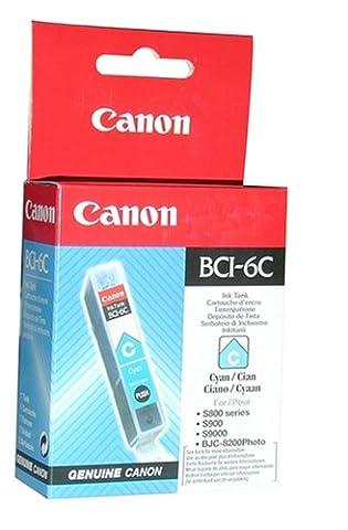 Canon BCI-6C Cartouche d'encre d'origine