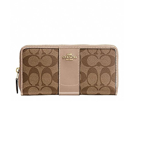 coach-new-york-damen-damen-geldborse-khaki-signature-coated-canvas-grosse-medium