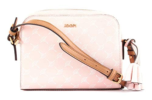 Joop! - Cortina Cloe Shoulderbag Shz, Shoppers y bolsos de hombro Mujer, Rosa (Pink (Light Pink)), 6.0x15.0x21.0 cm (B x H T)