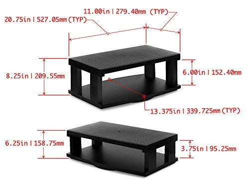aleratec-2-tier-lcd-led-tv-swivel-stand-entertainment-rack-by-aleratec