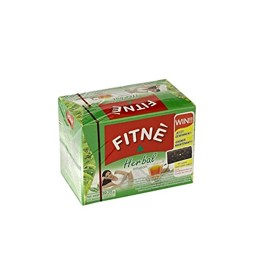 Fitne Herbal Infusion Green Tea