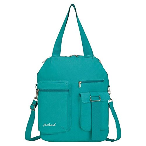 Fastrack A0537CBL01 Blue Polyester Sling Bag  available at amazon for Rs.1795