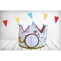 Corona cumpleaños Ballena (Incluye Todos los números) - Beneficios destinados a entidad sin ánimo de lucro