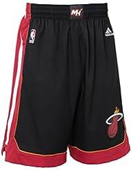Miami Heat NBA Shorts Swingman Adidas