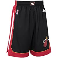 Miami Heat NBA Baloncesto Shorts Swingman Adidas (L)