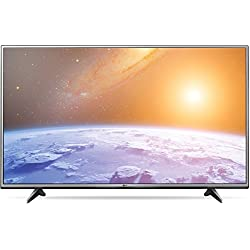 LG 60UH605V - Smart TV de 60 pulgadas (Ultra HD 4K, LED IPS, HDR PRO, WebOS 3.0) negro