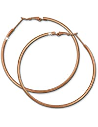 Adamello mujer pendientes de 62 mm Rose de pulsera para mujer pendientes ESOS72E