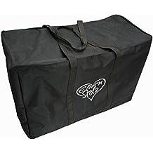 Bolsa de transporte Elternstolz de color negro para cochecitos de niños y asientos infantiles, por ejemplo, para Joie Litetrax