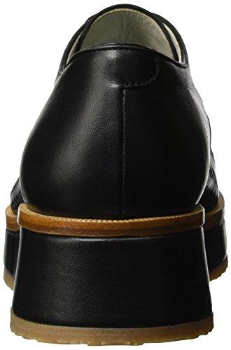 Femme Black Derby Meta Shoe Schwarz Strenesse tqRvx