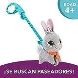 Furreal Friends- FRR WALKALOTS Lil Wags Bunny, E4772ES2, Multicolour