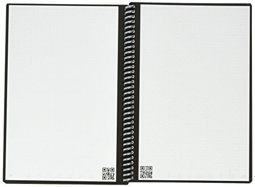 rocketbook tinta borrable y reutilizable  01
