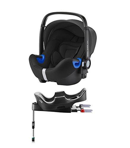Römer Baby-Safe i-Size - Silla de coche y base isofix, grupo 0+