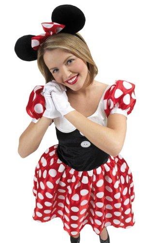 Rubie's 3 888584 M - Minnie Mouse Erwachsene Set (Minnie Frau Maus-kostüm)