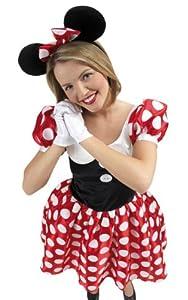 Rubbies - Disfraz de Minnie Mouse para mujer, talla M (R888584-M)