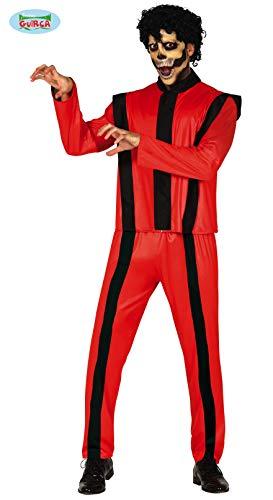 Fiestas Guirca Kostüm Michael Jackson Thriller Zombie (Michael Jackson Zombie Kostüm)
