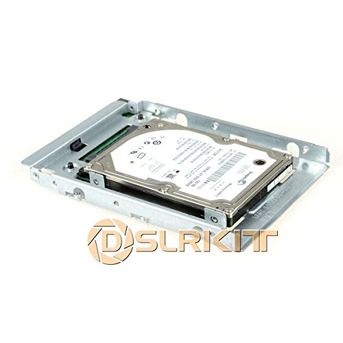 General Allgemeine 6,3/cm SSD auf 8,9/cm SATA Festplatte HDD Adapter Caddy Tray K/äfig Hot Swap Plug