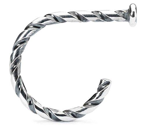 TROLLBEADS Anello Cambiamento Spirale Argento TAGRI 003910