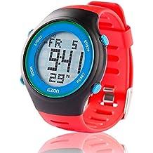Là Vestmon EZON L008A11 Reloj Digital de los Deportes de los Hombres Reloj de Pulsera al