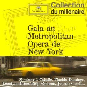 Gala au Metropolitan Opéra de New York